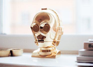 C3PO Roboter